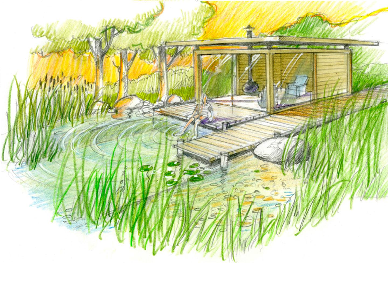 Pin gazebo bigjpg on pinterest - Dessiner jardin 3d gratuit ...